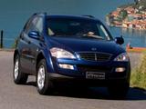 New Kyron 2.0 XVT 4WD Luxury