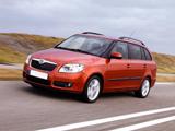Fabia 1.6 16V Wagon Sport