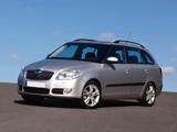 Fabia 1.4 16V Wagon Comfort GPLine