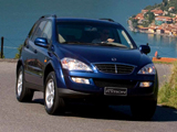 New Kyron 2.0 XVT 4WD Comfort